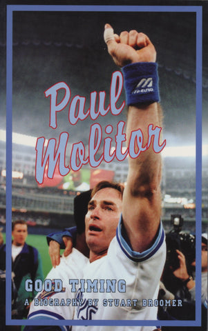 Paul Molitor: Good Timing - ECW Press