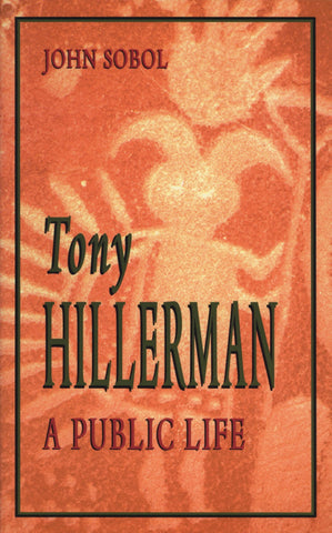 Tony Hillerman: A Public Life - ECW Press