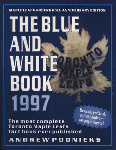 The Blue and White Book 1997 - ECW Press