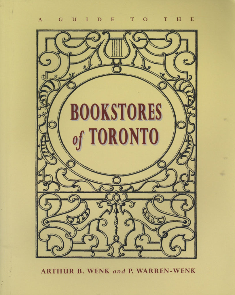 A Guide to Bookstores of Toronto - ECW Press