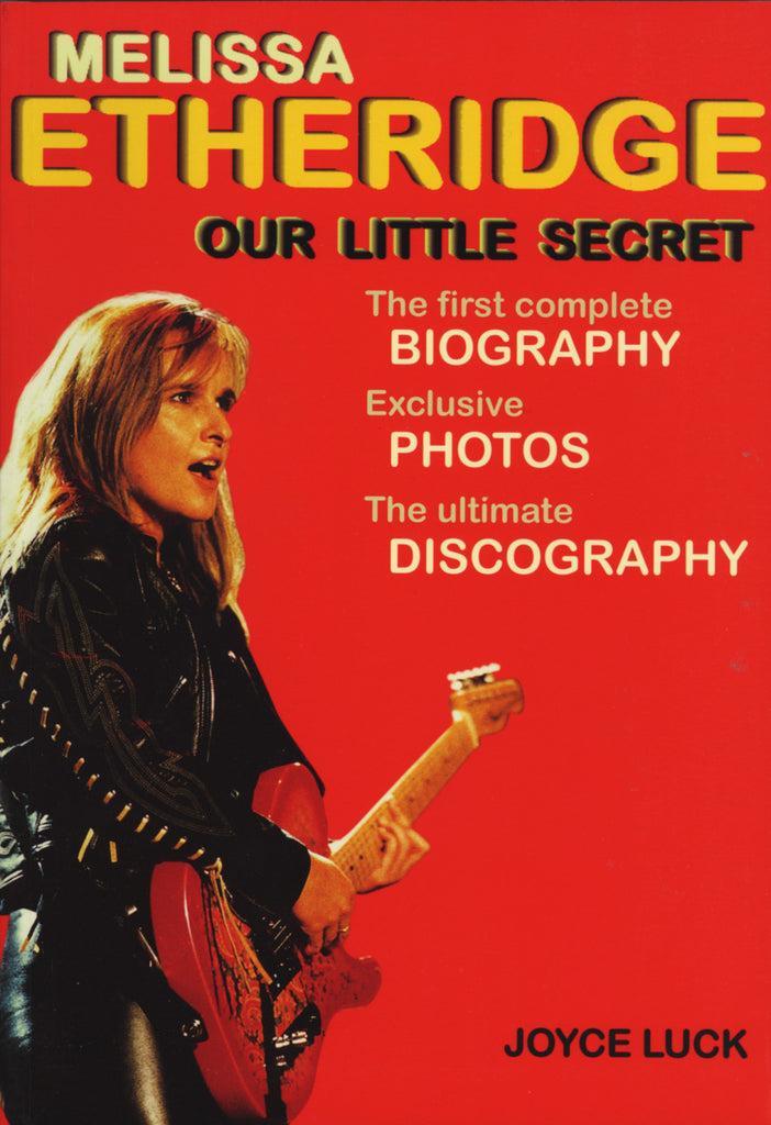 Melissa Etheridge: Our Little Secret - ECW Press