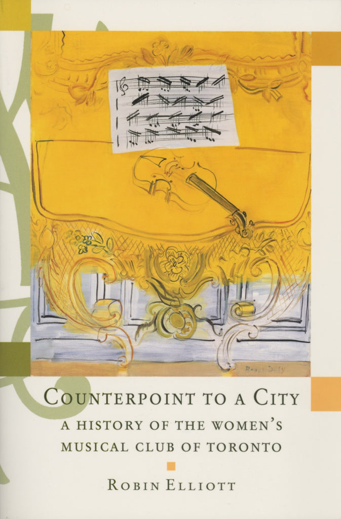 Counterpoint to a City - ECW Press