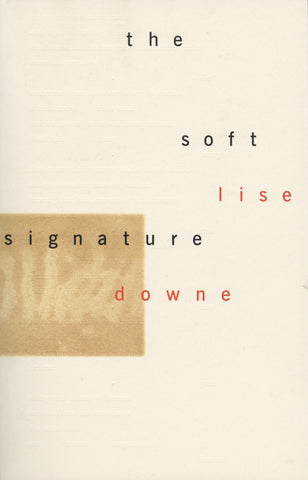 The Soft Signature - ECW Press