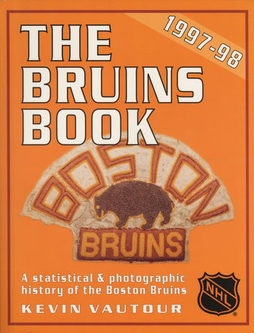 Boston Bruins Book - ECW Press