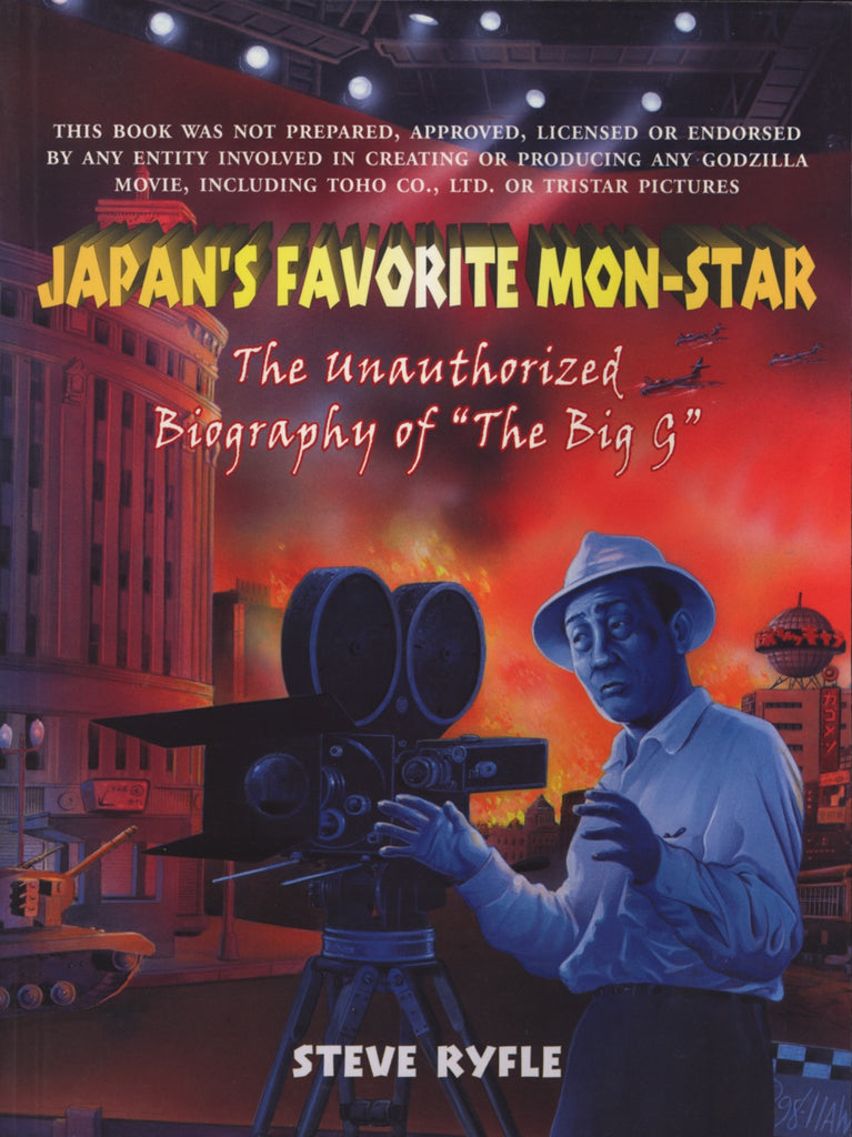 "Japan's Favourite Mon-Star: The Unauthorized Biography of ""The Big G"" - ECW Press"