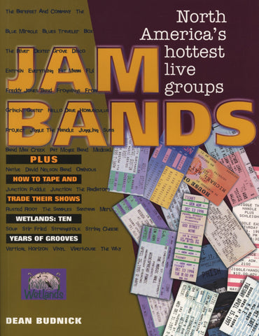 Jam Bands: North America's Hottest Live Groups - ECW Press