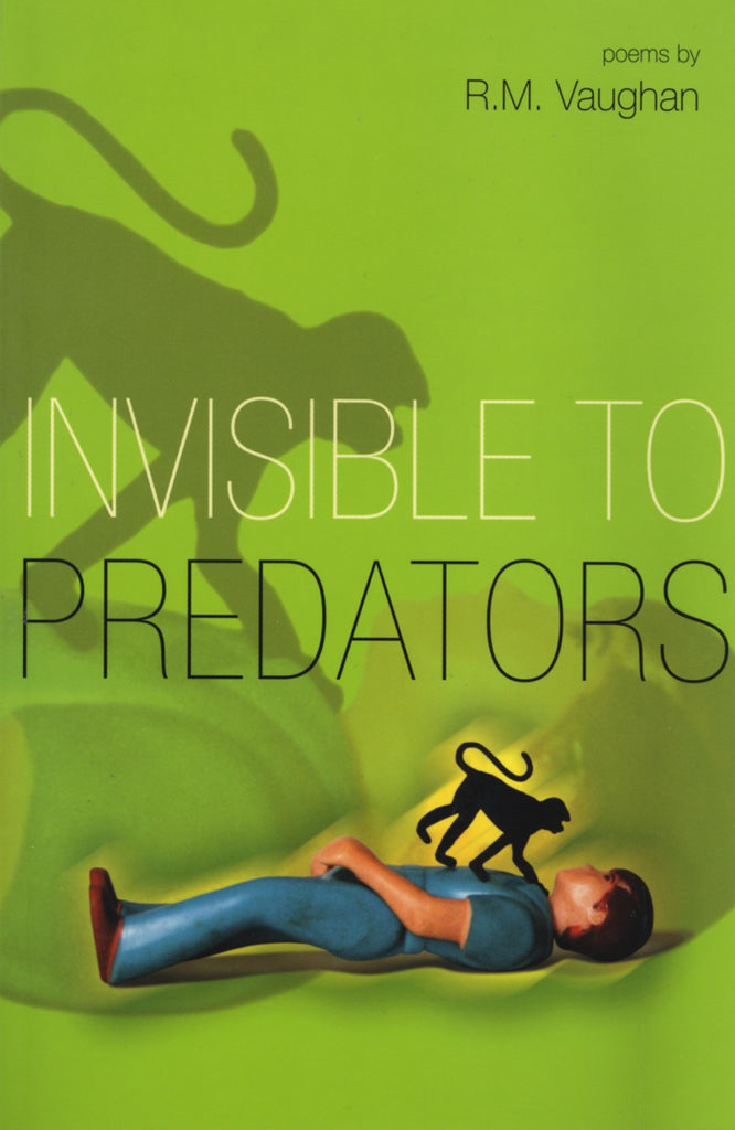 Invisible to Predators - ECW Press