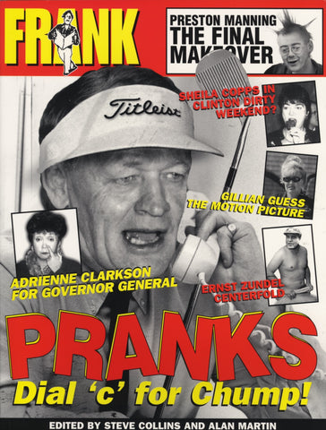 Frank Pranks - ECW Press