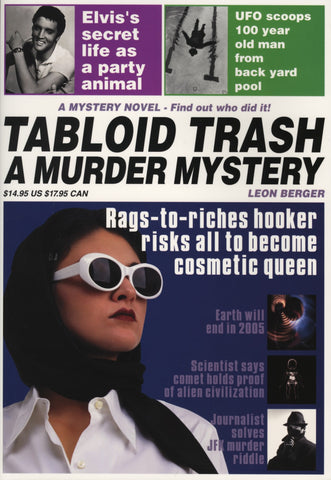 Tabloid Trash: A Murder Mystery - ECW Press