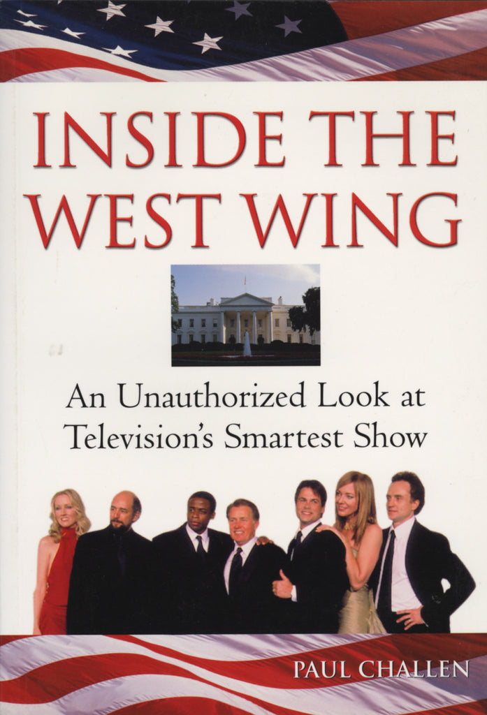 Inside The West Wing - ECW Press
