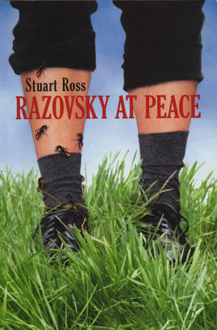 Razovsky At Peace - ECW Press