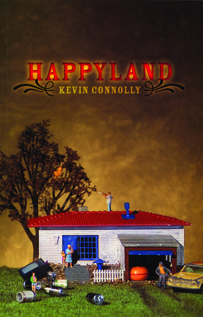 Happyland - ECW Press