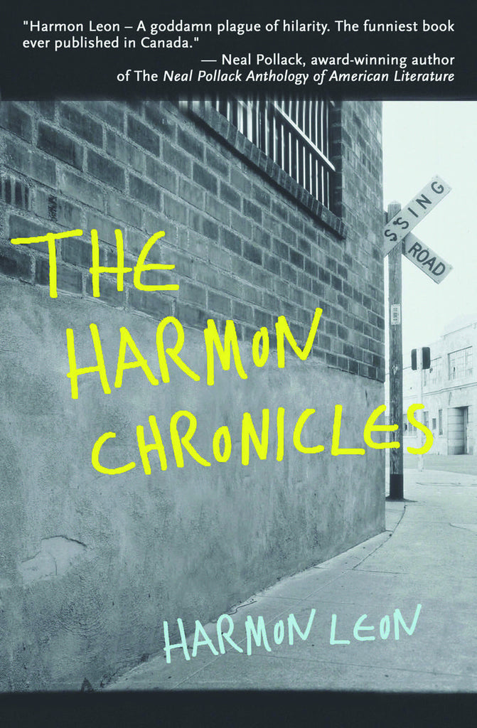 The Harmon Chronicles - ECW Press