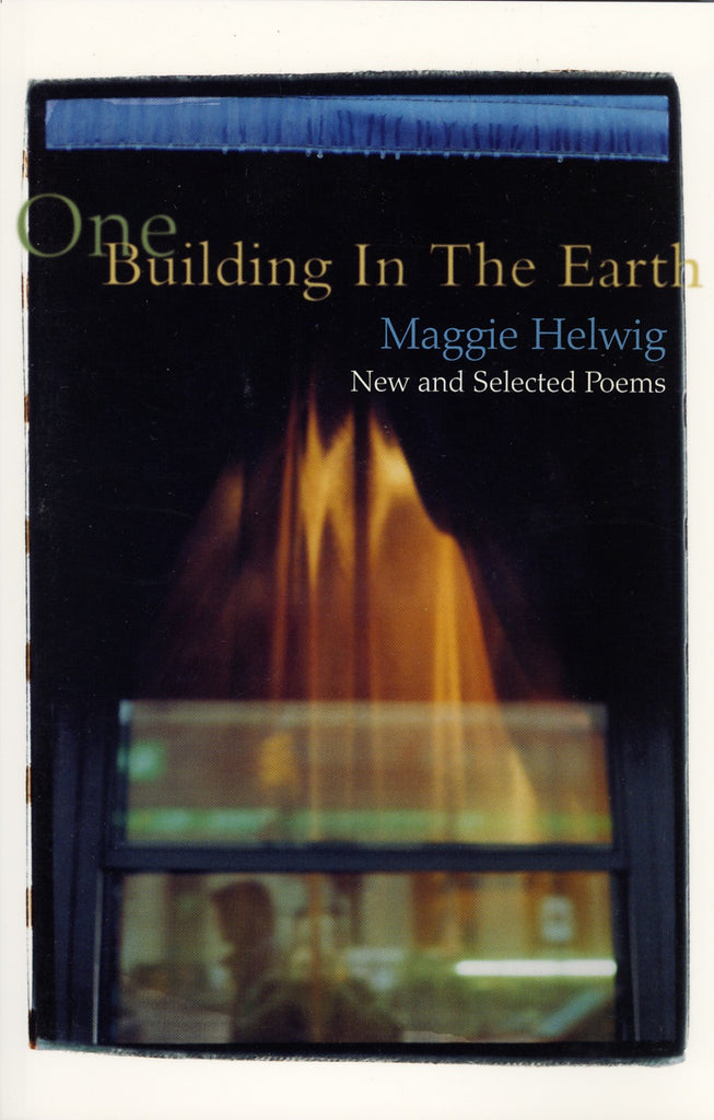 One Building in the Earth: New and Selected Poems - ECW Press