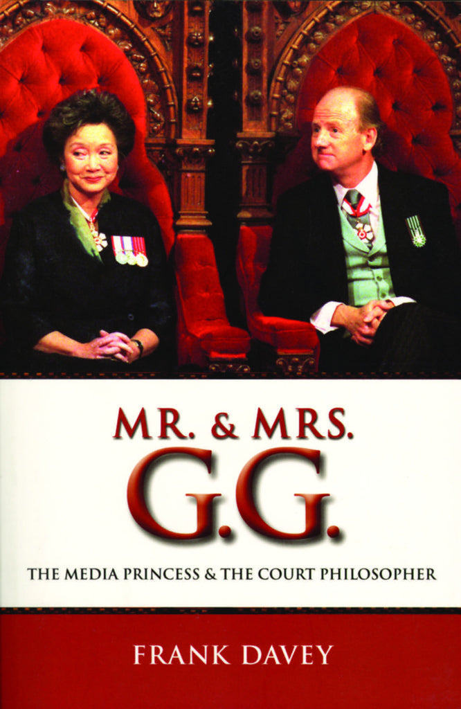 Mr. and Mrs. G.G. - ECW Press