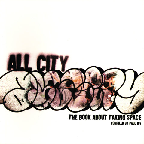 All-City by Paul 107, ECW Press