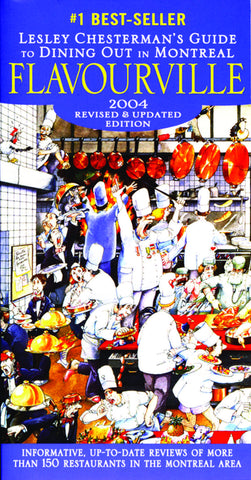 Flavourville: 2003-2004 Edition, Updated and Revised - ECW Press