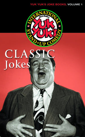 Classic Jokes by Yuk Yuk's, ECW Press