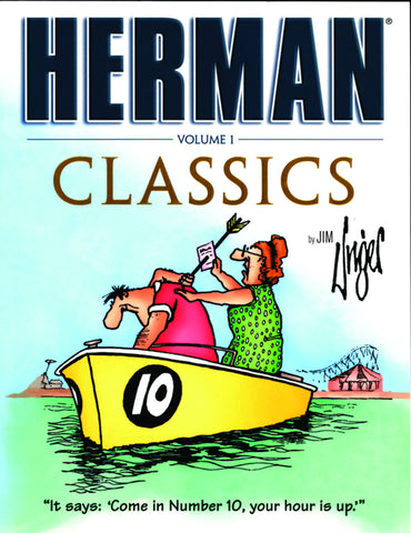 Herman Classics - ECW Press