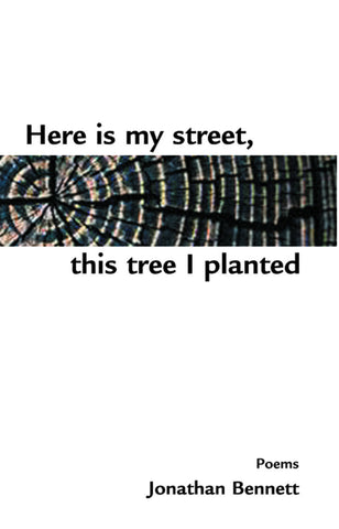 Here is my street, this tree I planted - ECW Press