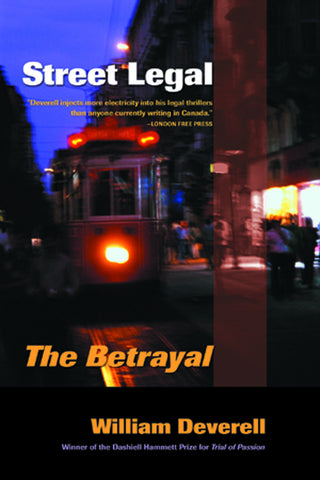 Street Legal: The Betrayal - ECW Press