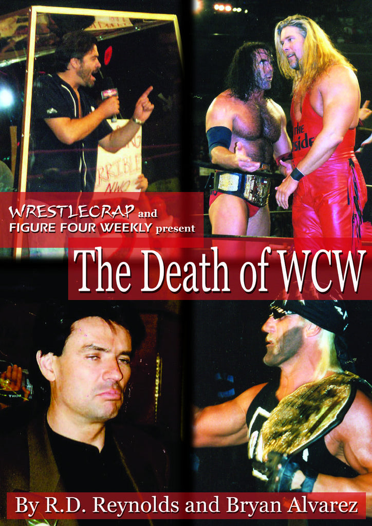 The Death of WCW, 1st edition - ECW Press