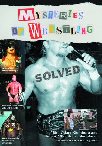 Mysteries of Wrestling: Solved - ECW Press