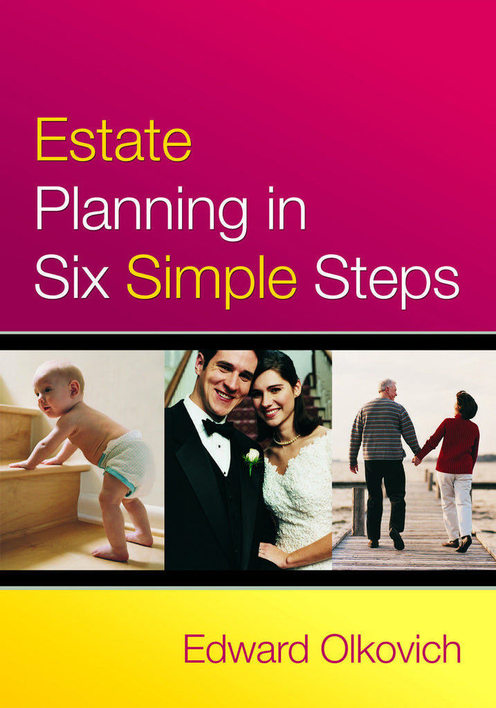 Estate Planning in Six Simple Steps - ECW Press