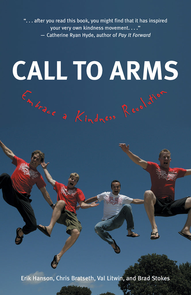 Call to Arms: Embrace a Kindness Revolution - ECW Press