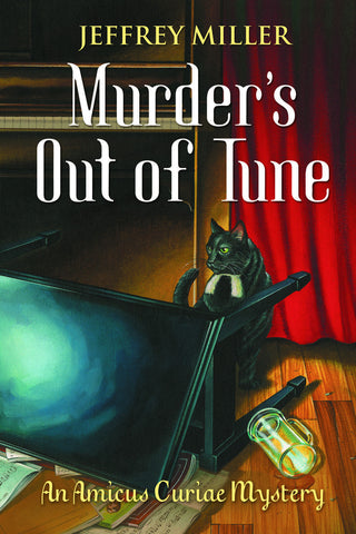 Murder's Out of Tune: An Amicus Curiae Mystery - ECW Press