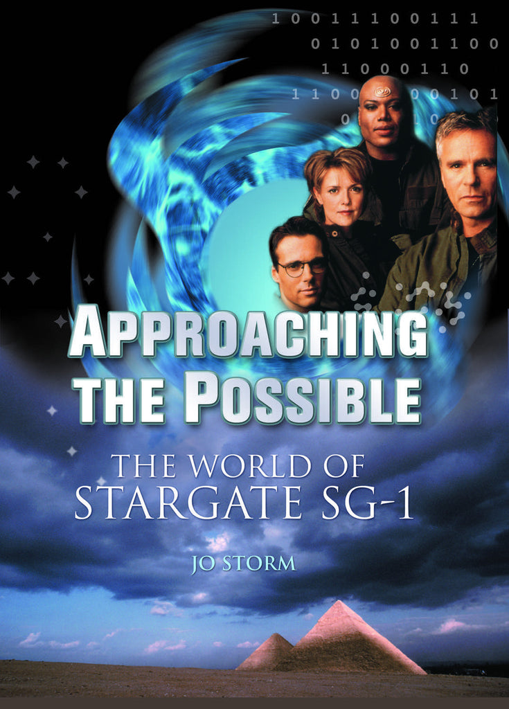 Approaching the Possible: The World of Stargate SG-1 - ECW Press