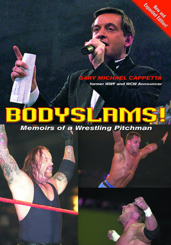 Bodyslams!: Memoirs of a Wrestling Pitchman - ECW Press