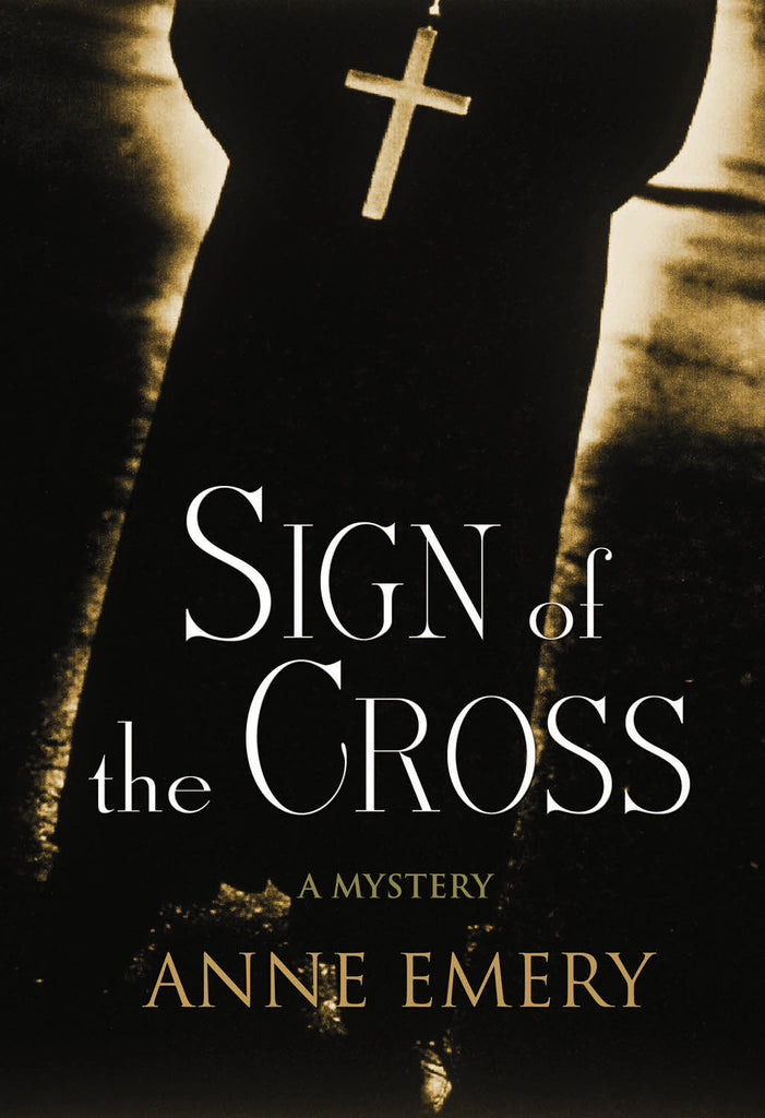 Sign of the Cross: A Mystery - ECW Press  - 1