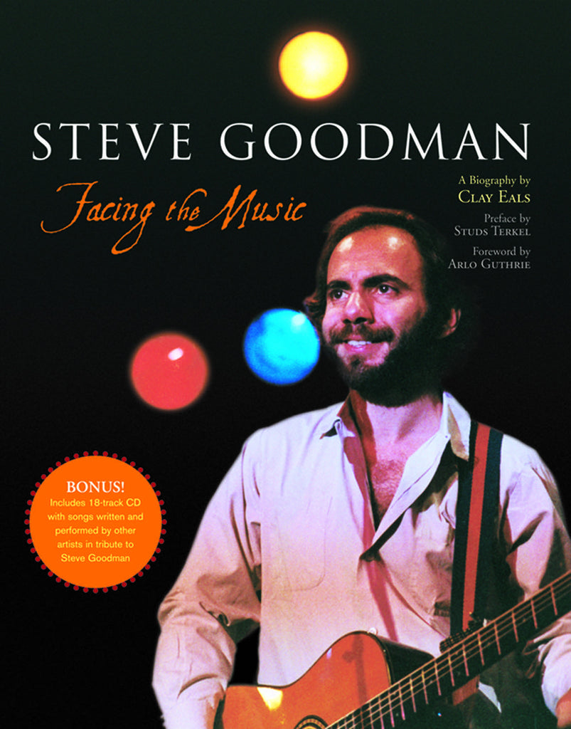 Steve Goodman: Facing the Music - ECW Press