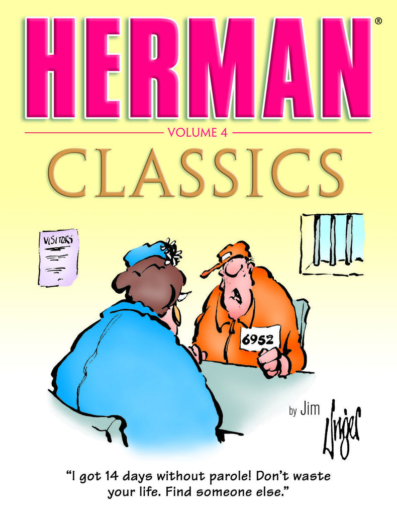 Herman Classics: Volume Four - ECW Press