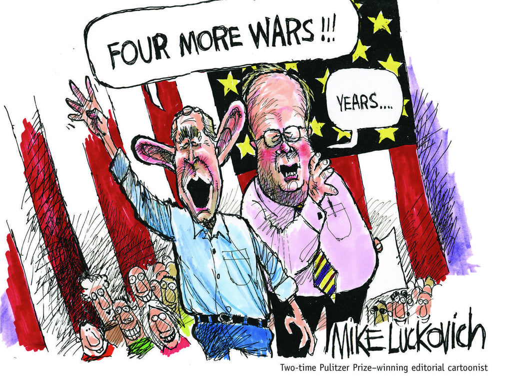 Four More Wars! - ECW Press