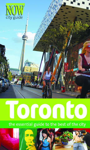 Toronto: The Essential Guide to the Best of the City - ECW Press