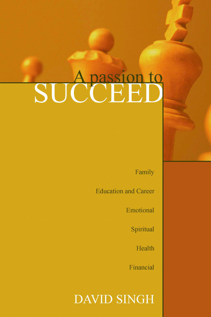 A Passion to Succeed - ECW Press