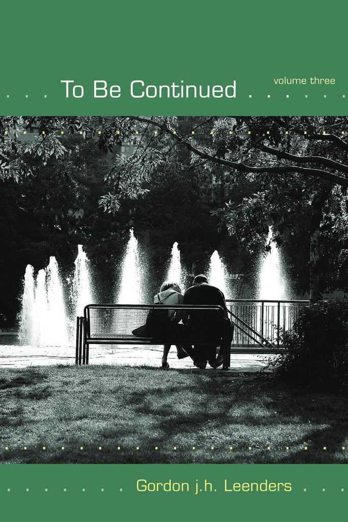 To Be Continued...Volume 3 - ECW Press