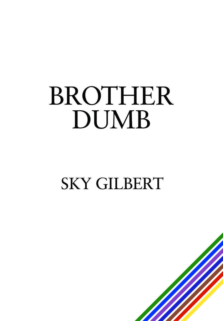 Brother Dumb - ECW Press
