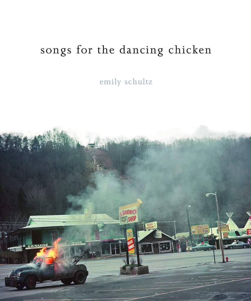 Songs for the Dancing Chicken - ECW Press
