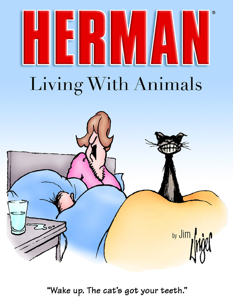 Herman: Living With Animals - ECW Press