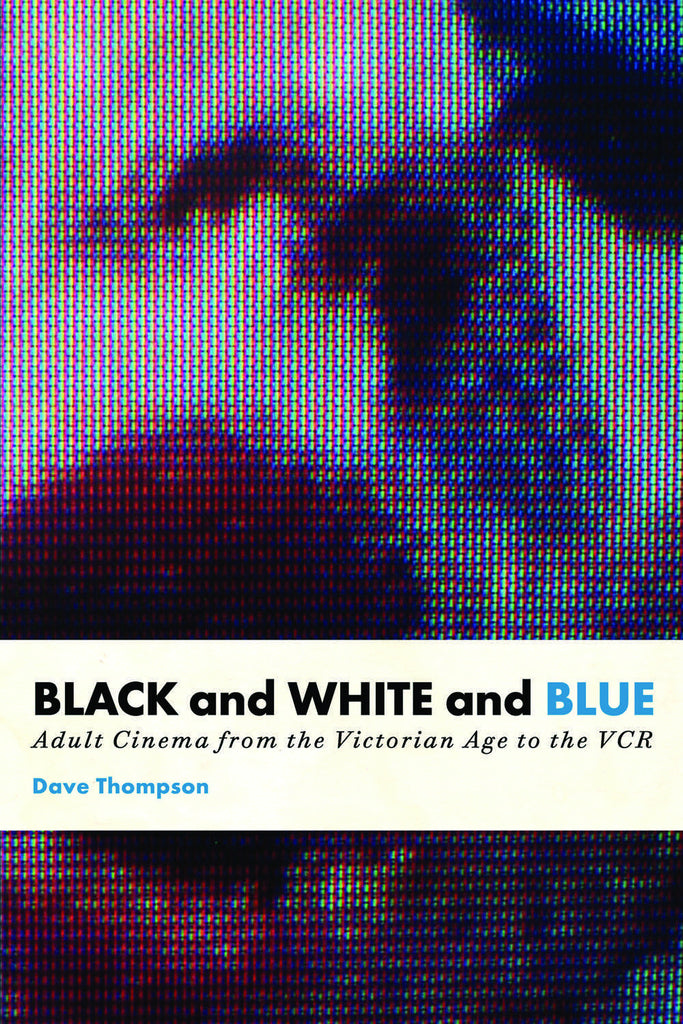 Black and White and Blue: Adult Cinema from the Victorian Age to the VCR - ECW Press