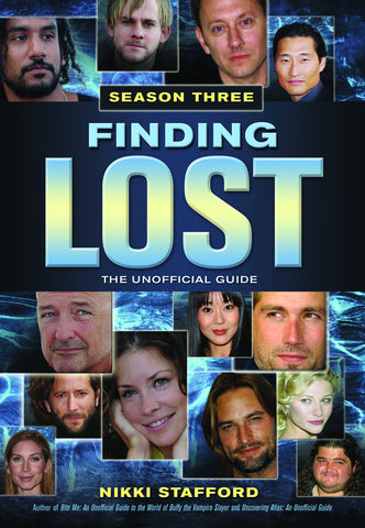 Finding Lost - Season Three: The Unofficial Guide - ECW Press