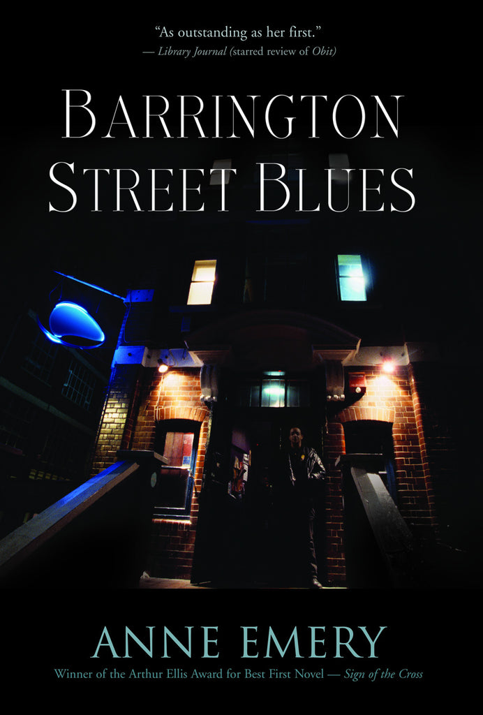 Barrington Street Blues - ECW Press  - 1