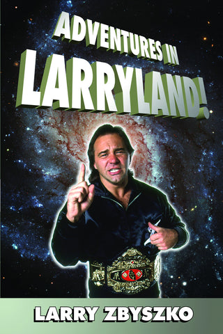 Adventures in Larryland! - ECW Press