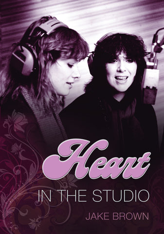 Heart: In the Studio - ECW Press