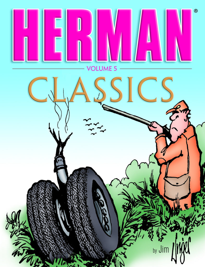 Herman Classics, Volume 5 - ECW Press
