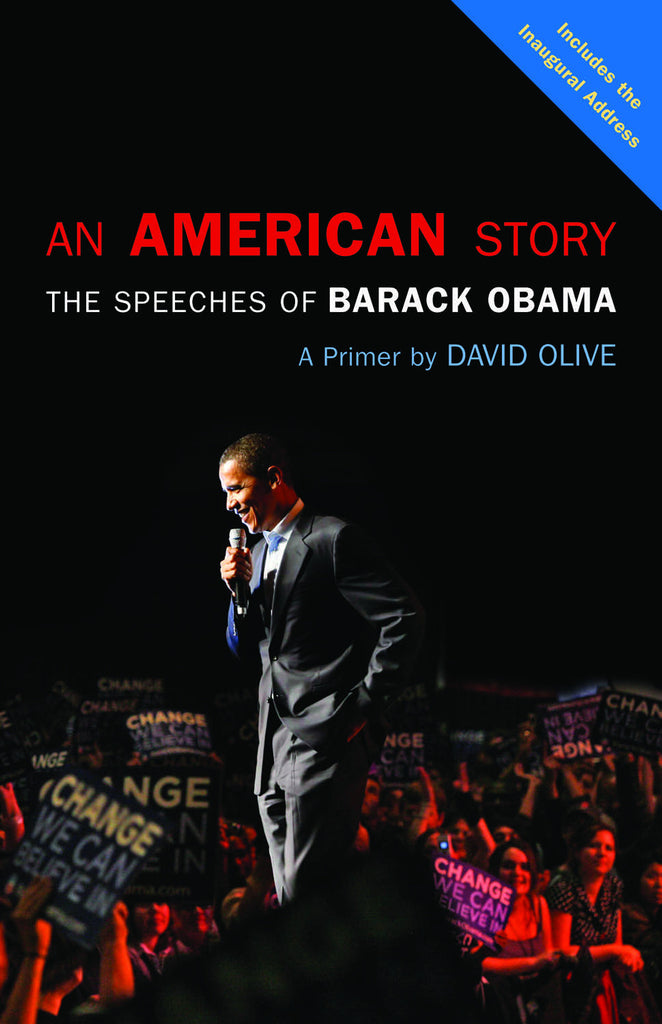 An American Story: The Speeches of Barack Obama: A Primer - ECW Press