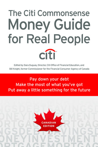 Citi's Commonsense Money Guide for Real People - ECW Press